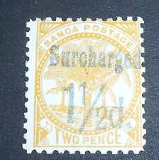 Samoa  stamp #24 mint OG HR