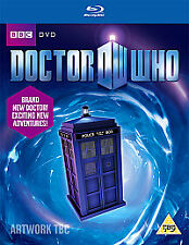 Doctor Who - The New Series: 5 - Volume 1 Blu-ray 2010 Matt Smith  NEW SEALED L4