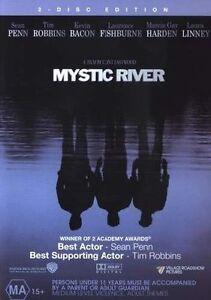 MYSTIC RIVER starring Sean Penn (2-disc DVD set, 2004) - BRAND NEW & SEALED!!!