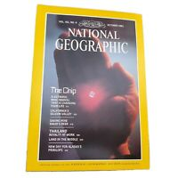 Vtg National Geographic Magazine Volume 162 No 4 October 1982 Mint Condition
