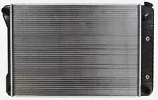 New Direct Fit Radiator 100% Leak Tested For 1990-81 Gm Trucks C/k P