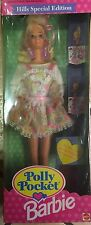 Barbie Polly Pocket 💛 Hills Special Edition 1994 Barbie world doll