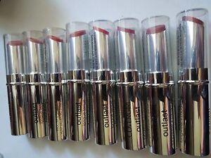 CoverGirl Outlast Longwear + Moisture Lipstick ~Choose From 12 Shades ~ New
