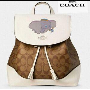 Coach Disney x dumbo backpack