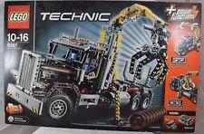 Technic-Holztransporter