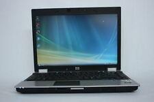 Good FAST Laptop Hp Elitebook 6930P Core 2 Duo 2GB 80GB Windows Vista Webcam