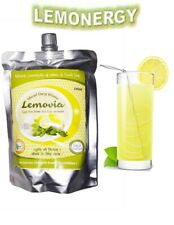 Lemovia 100% Natural & Pure Lemonade Drink (Sugar Free) Plus Tulsi Lemonade UK