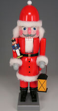 Nussknacker Weihnachtsmann Ruprecht  39cm Füchtner Seiffen Handarbeit Erzgebirge