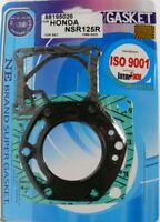 KR Motordichtsatz Dichtsatz Gasket set Top End HONDA CRM 125 R NS NSR 125