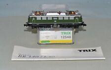 N Scale Trix minitrix 12548 DB E40 675 Electric Locomotive Fitted w/ DCC Decoder