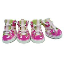 Dog Shoes Sneakers Pink  Size 3 Female NWT