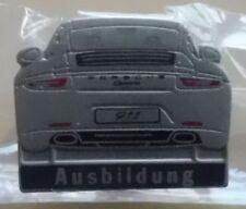 Porsche Pin Ausbildung Carrera 911