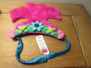 Trolls Movie Poppy Headband for play dress up