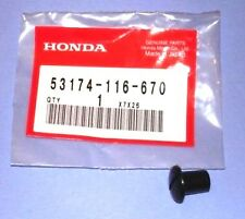 Honda Handlebar Bracket Plug 53174-116-670 XR 75 80 100 CRF 150 230 GL XL CBR VF