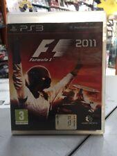 F1 Formula 1 2011 Ita PS3 USATO GARANTITO
