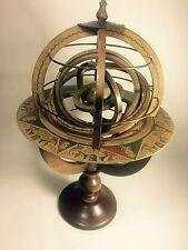 Italian Zodiacal Armillary Sphere