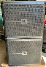 JBL VRX 900 Series Active Line Array VRX918SP, The components are 100% serviced