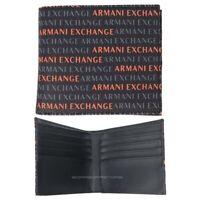 Armani Exchange men's wallet 958097 CC230 03620 with 8 credit card