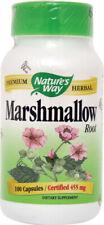 Marshmallow Root, Nature's Way, 100 capsules