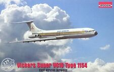 Vickers Super VC-10 tipo 1154 (East African Airways MKGS) 1/144 Roden