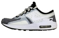 Nike AIR MAX ZERO ESSENTIAL GS GRAY BLACK Sneakers Shoes Size 6Y 881224-001