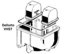 15760 COPPIA Galleggiante per Carburatore Dellorto VHSB VHSC VHSH VHST gr.3,6