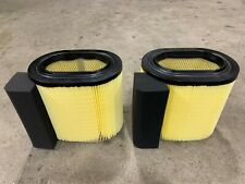 Set of 2: OE Engine Air Filters For Ford 6.7L Super Duty Fits FA1927 HC3Z-9601A
