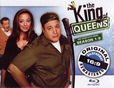 THE KING OF QUEENS, die komplette Serie (18 Blu-ray Discs) NEU+OVP