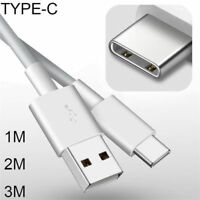 USB-C 3.1 Type C Fast Charging Charger Data Cable For Xiaomi Mi A1 A2 F1 Max 2