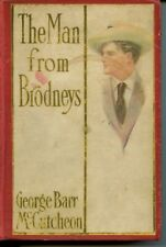 Man from Brodneys by George Barr McCutcheon Ills Harrison Fisher HB Chic Decor