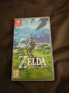 The Legend of Zelda : Breath of the Wild (Nintendo Switch, 2017)