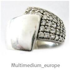 S.Oliver Silber Ring Zirkonia silver ring zirconia