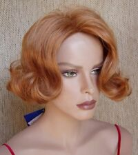 Retro 60's Flip Leslie Wig .. QUALITY WIG .. Not a costume wig!  COLOR CHOICE **