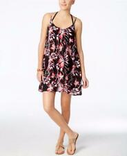 NWT NEW Roxy Printed Fly Away Swimsuit Cover Up Medium jl20