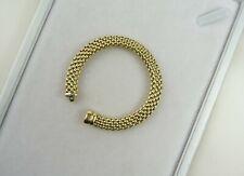 Fope Armband 750 Gelbgold 18k Gold Gliederarmband 19 cm Flexit Eka