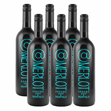 "Deerfield Ranch 2010 ""@"" Merlot (6 Bottles)"