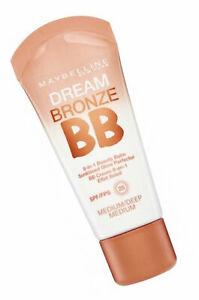 Maybelline Dream Bronze BB Cream 02 Medium/Deep - NEW - RARE