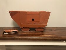 Star Wars Vintage Jawa Sandcrawler Vehicle & Remote 1979 Kenner In Great Shape