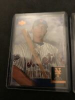 2001 Upper Deck DAVID WRIGHT ICONIC ROOKIE LOT OF 2 NEW YORK METS FREE SHIPPING