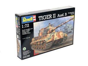 Revell Tiger II Ausf. B Model Kit