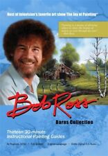BOB ROSS THE JOY OF PAINTING BARNS COLLECTION New Sealed 3 DVD Set 13 Episodes