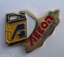 Pin's pin BIDON D'HUILE ACCOR LUBRIFIANTS (ref H35)