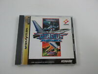 Gradius DX Pack Segasaturn Japan Ver Sega Saturn