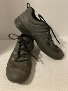 Ecco Hiking Shoe Gore-Tex Gray Size 42 (9.5-10)