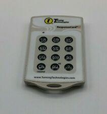 Turning Technologies Response Card Rf Rcrf-02 Classroom Clicker - Free Shipping
