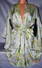 Victorias Secret Designers Collection 100% Silk Kimono Robe NWT XS / S