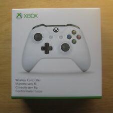 Xbox One / Windows Wireless Controller -White w/3.5mm Headset Jack