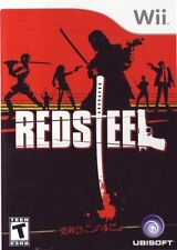 Red Steel WII New Nintendo Wii