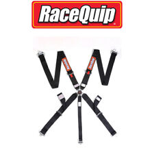 RaceQuip 742002 Camlock 5 Point Auto Racing Harness Sfi 16.1 Black