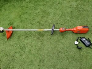 Husqvarna 520iLX Loop Handle Battery Cordless Strimmer/brushcutter with battery